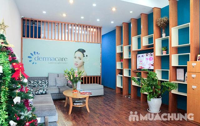 Trẻ hóa/làm trắng da/thu nhỏ lỗ chân lông CN Laser kết hợp ánh sáng - Dermacare Laser & Light Center - 11
