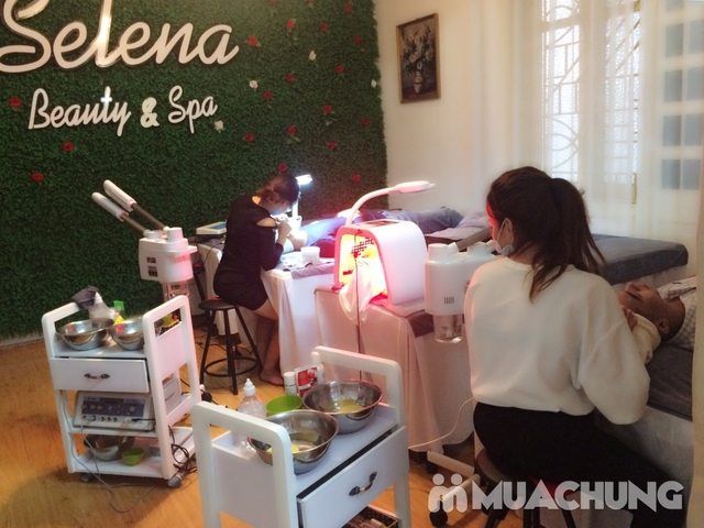 Quy trình trị mụn chuyên nghiệp, đẩy lùi mụn, đón tự tin với làn da mịn màng tại Selena Beauty & Spa - 5