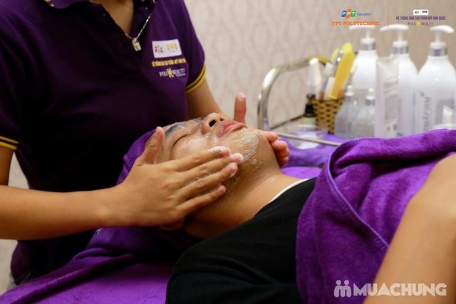 Ủ trắng da mặt với ngọc trai và Vitamin C tại Poly K Beauty Spa - 13