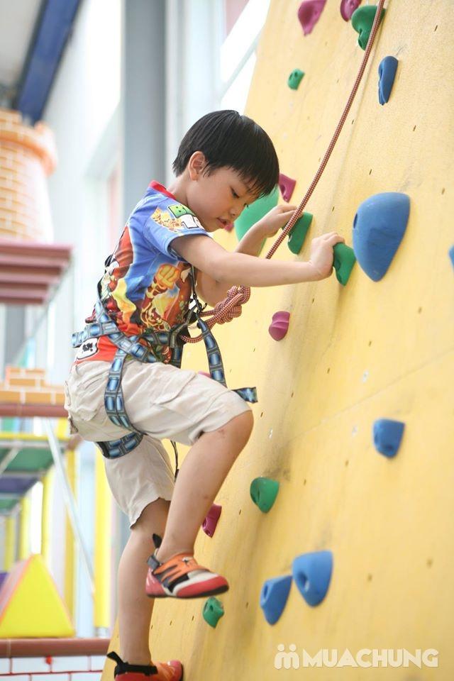 Vé vui chơi thỏa thích cho bé tại Kinder Park - 23