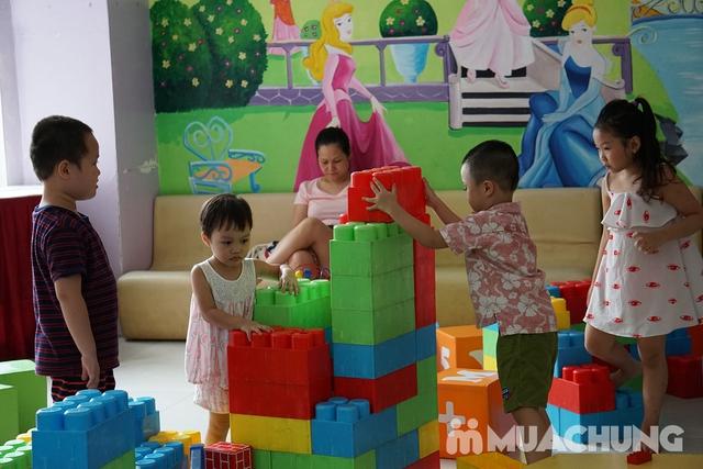 Vé vui chơi thỏa thích cho bé tại Kinder Park - 25
