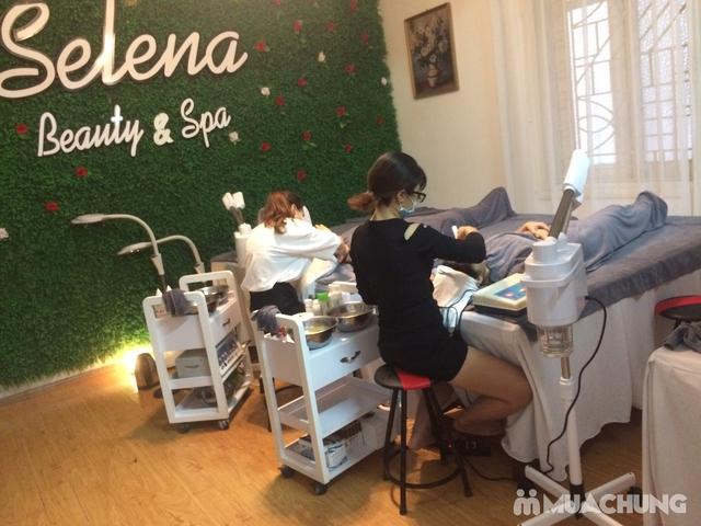 Quy trình trị mụn chuyên nghiệp, đẩy lùi mụn, đón tự tin với làn da mịn màng tại Selena Beauty & Spa - 2