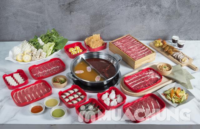 Butffet lẩu Nhật ăn thả ga đủ món ngon hấp dẫn tại Nhà hàng Ten Sushi - 19