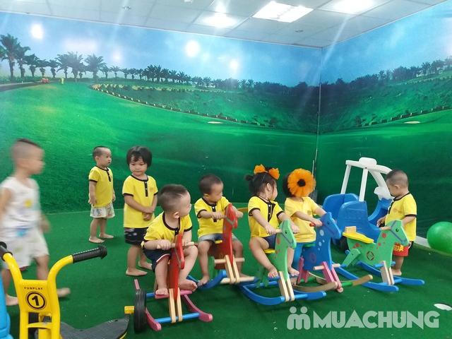 Vé vui chơi thỏa thích cho bé tại Kinder Park - 21
