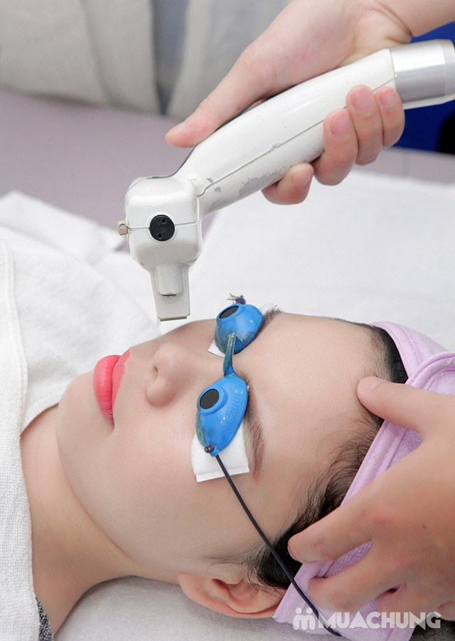 Trẻ hóa/làm trắng da/thu nhỏ lỗ chân lông CN Laser kết hợp ánh sáng - Dermacare Laser & Light Center - 22
