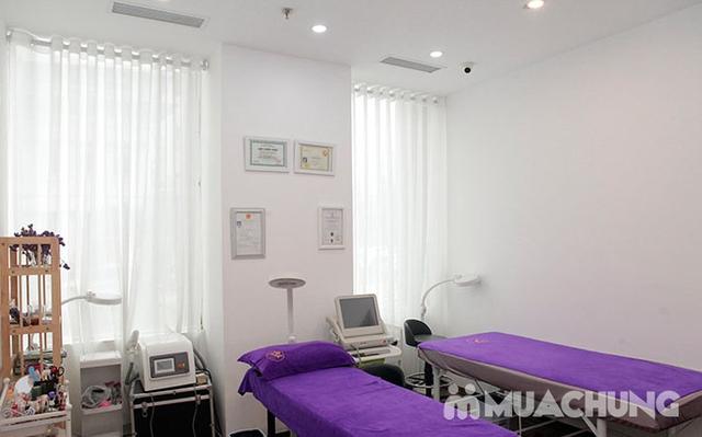 Trẻ hóa/làm trắng da/thu nhỏ lỗ chân lông CN Laser kết hợp ánh sáng - Dermacare Laser & Light Center - 14