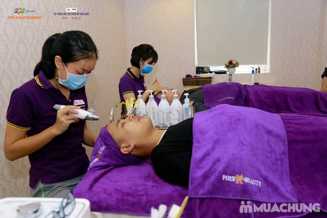 Ủ trắng da mặt với ngọc trai và Vitamin C tại Poly K Beauty Spa - 10