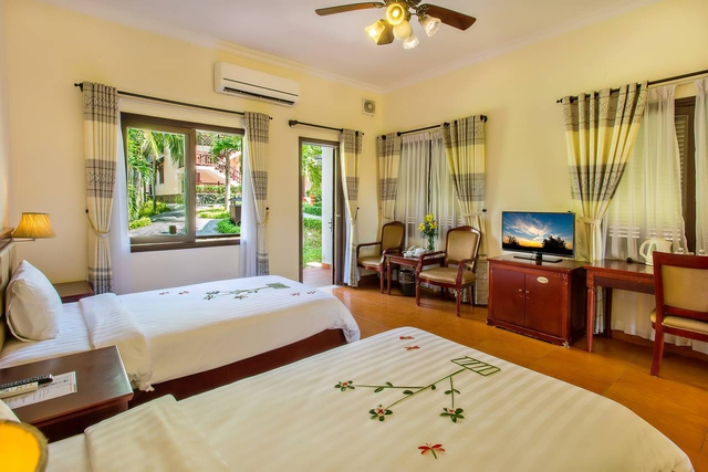 Tropical Beach Hội An Resort 4* - 8