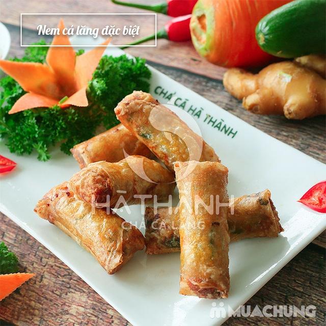 Thưởng thức Set cá Lăng 4 món dành cho 04 người tại Nhà hàng Chả Cá Hà Thành - 7