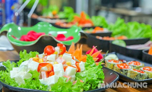 {Chỉ 139K} Ăn thả ga Buffet Nướng hoặc Lẩu tại Nhà Hàng Shushi BBQ - 23