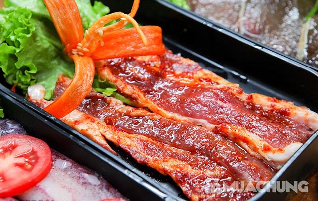 {Chỉ 139K} Ăn thả ga Buffet Nướng hoặc Lẩu tại Nhà Hàng Shushi BBQ - 30
