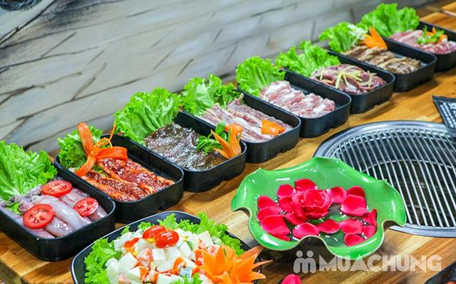 {Chỉ 139K} Ăn thả ga Buffet Nướng hoặc Lẩu tại Nhà Hàng Shushi BBQ - 21