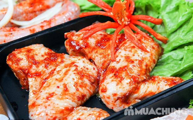 {Chỉ 139K} Ăn thả ga Buffet Nướng hoặc Lẩu tại Nhà Hàng Shushi BBQ - 29