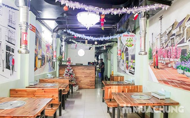 {Chỉ 139K} Ăn thả ga Buffet Nướng hoặc Lẩu tại Nhà Hàng Shushi BBQ - 41