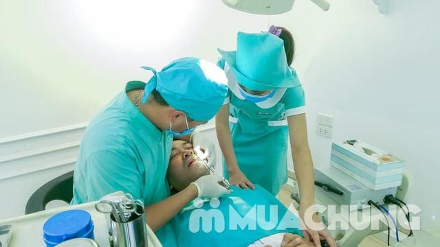 Cạo vôi răng và đánh bóng răng tại Viện Nha Khoa Thẩm Mỹ Smile Beauty - 16