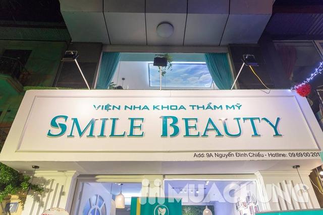 Cạo vôi răng và đánh bóng răng tại Viện Nha Khoa Thẩm Mỹ Smile Beauty - 26