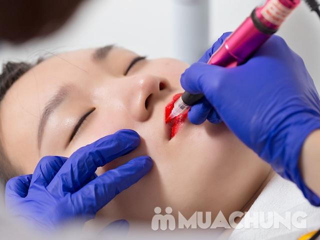 Phun thêu lông mày/ môi collagen/ mí trên hoặc dưới tại Viện thẩm mỹ Hoàng Gia - 12