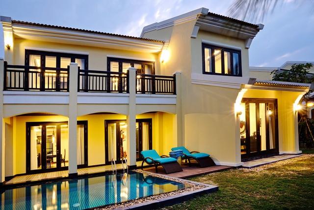 KOI Resort & Spa Hoi An 5*: Villa 04 phòng ngủ - 7