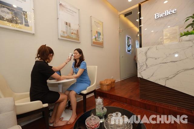 Liệu trình chăm sóc, phục hồi da bài bản kết hợp massage đả thông kinh lạc tại Biellee Spa - 21