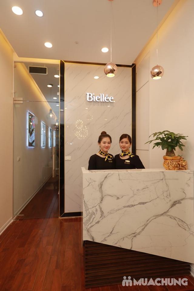 Liệu trình chăm sóc, phục hồi da bài bản kết hợp massage đả thông kinh lạc tại Biellee Spa - 17