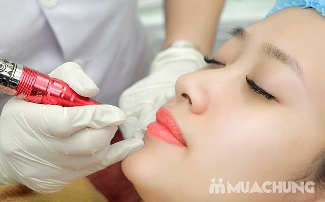 Phun thêu Mày - Môi - Mí Công Nghệ Mới Nhất 2019 tại Nguyễn Hằng Beauty - 16