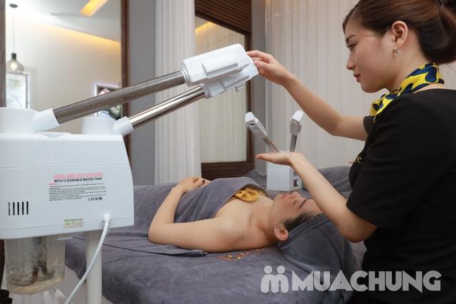 Liệu trình chăm sóc, phục hồi da bài bản kết hợp massage đả thông kinh lạc tại Biellee Spa - 23