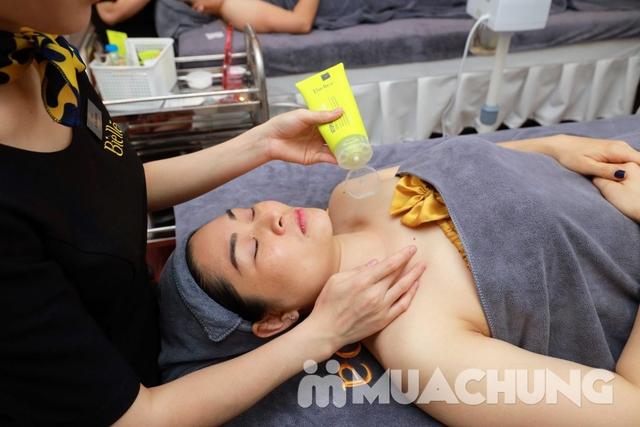 Liệu trình chăm sóc, phục hồi da bài bản kết hợp massage đả thông kinh lạc tại Biellee Spa - 30