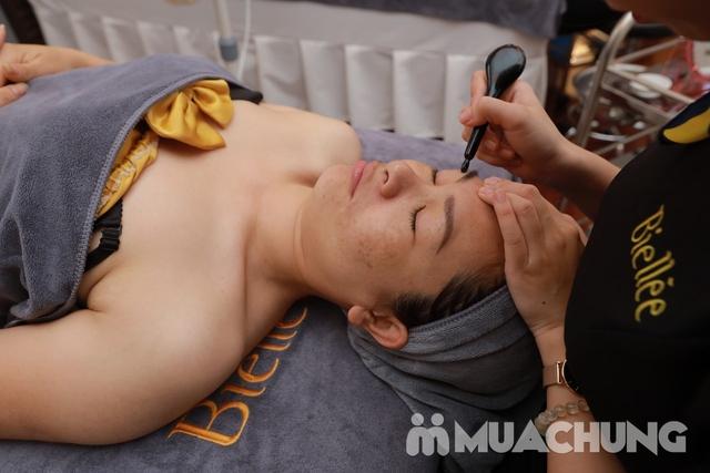 Liệu trình chăm sóc, phục hồi da bài bản kết hợp massage đả thông kinh lạc tại Biellee Spa - 25