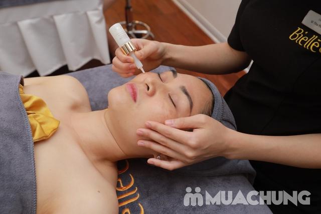 Liệu trình chăm sóc, phục hồi da bài bản kết hợp massage đả thông kinh lạc tại Biellee Spa - 28