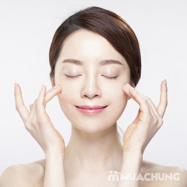 Trị mụn Đông Y kết hợp công nghệ đèn Omega tại Spa and salon Bình Minh - 5