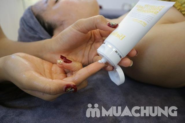 Liệu trình chăm sóc, phục hồi da bài bản kết hợp massage đả thông kinh lạc tại Biellee Spa - 29