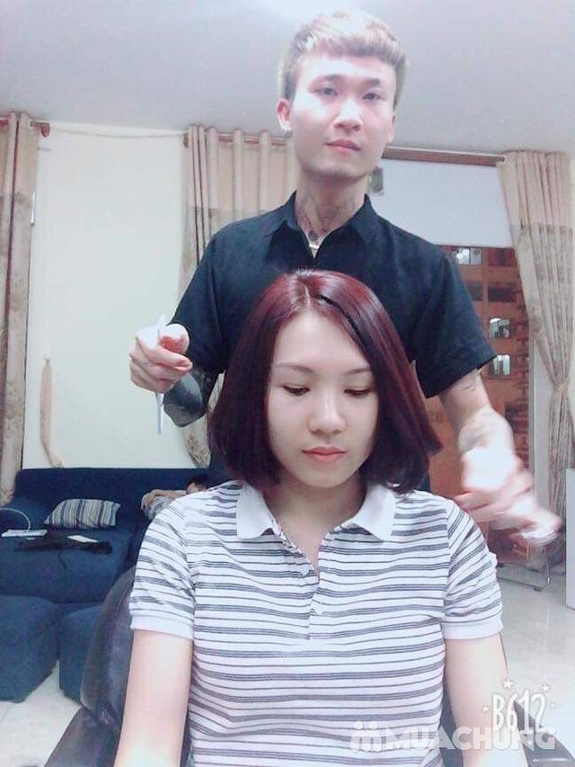Chọn 1 trong 3 combo làm đẹp tóc, cam kết sử dụng sản phẩm chính hãng tại Spa & Salon Bình Minh - 12