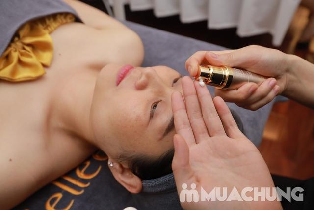 Liệu trình chăm sóc, phục hồi da bài bản kết hợp massage đả thông kinh lạc tại Biellee Spa - 27