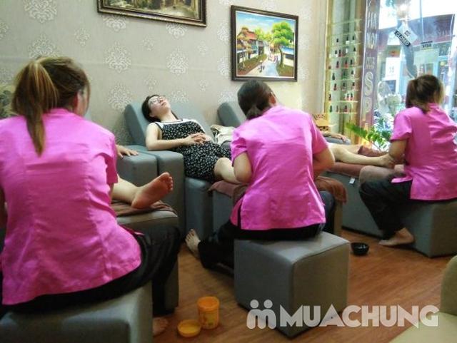 Combo 2 dịch vụ massage body và ngâm chân thảo dược tại Lotus Spa - 2