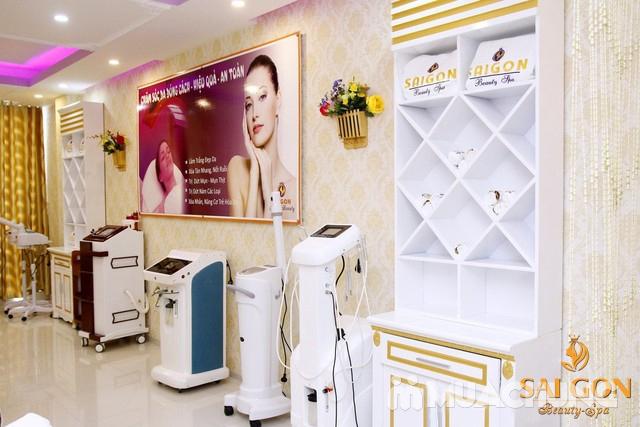 Trẻ hóa da, thu nhỏ lỗ chân lông cho da trắng mịn CN ánh sáng Nano Light 2019 tại Sài Gòn Beauty - 11