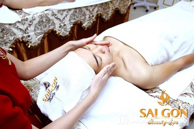 Trẻ hóa da, thu nhỏ lỗ chân lông cho da trắng mịn CN ánh sáng Nano Light 2019 tại Sài Gòn Beauty - 14