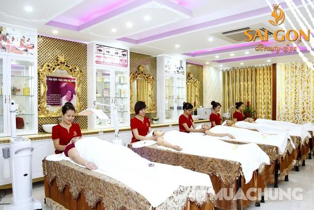 Trẻ hóa da, thu nhỏ lỗ chân lông cho da trắng mịn CN ánh sáng Nano Light 2019 tại Sài Gòn Beauty - 5