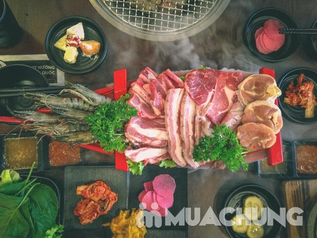 Thưởng thức thịt nướng chuẩn Hàn Quốc King Set 1 tại Nhà hàng CHUBIN BROTHERS  - 8