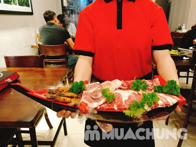 Thưởng thức thịt nướng chuẩn Hàn Quốc King Set 1 tại Nhà hàng CHUBIN BROTHERS  - 9