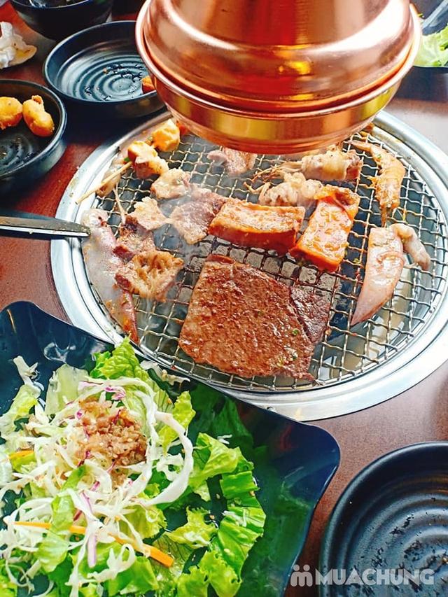 Thưởng thức thịt nướng chuẩn Hàn Quốc King Set 1 tại Nhà hàng CHUBIN BROTHERS  - 17