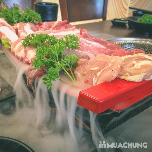 Thưởng thức thịt nướng chuẩn Hàn Quốc King Set 1 tại Nhà hàng CHUBIN BROTHERS  - 11