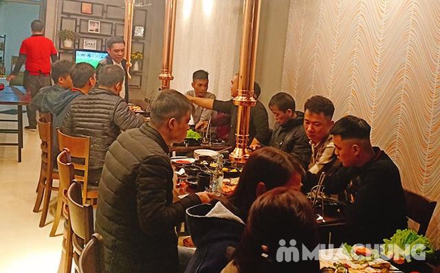 Thưởng thức thịt nướng chuẩn Hàn Quốc King Set 1 tại Nhà hàng CHUBIN BROTHERS  - 21