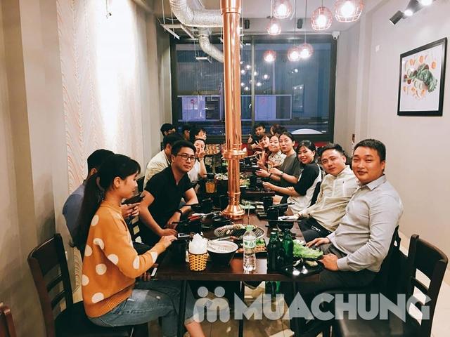 Thưởng thức thịt nướng chuẩn Hàn Quốc King Set 1 tại Nhà hàng CHUBIN BROTHERS  - 16