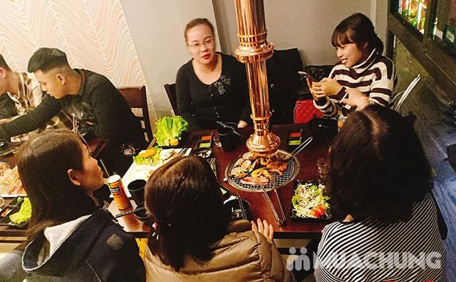 Thưởng thức thịt nướng chuẩn Hàn Quốc King Set 1 tại Nhà hàng CHUBIN BROTHERS  - 20