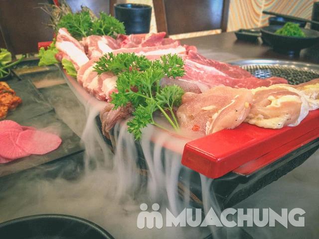 Thưởng thức thịt nướng chuẩn Hàn Quốc King Set 1 tại Nhà hàng CHUBIN BROTHERS  - 10