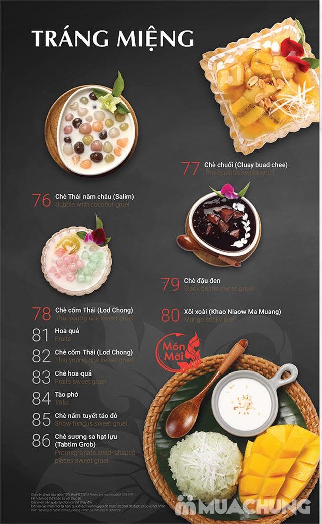 Thái BBQ Time City - Buffet Nướng Lẩu Thái Lan Menu VIP - 15