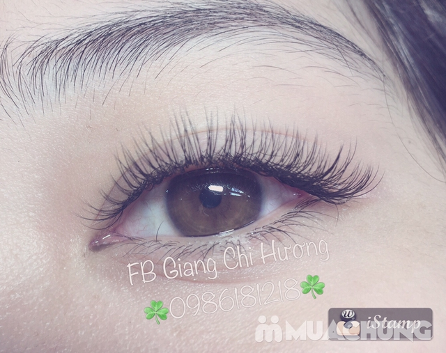 Nối mi Hàn Quốc Onebyone cao cấp Giang Chi Hương Lash & beauty - 7