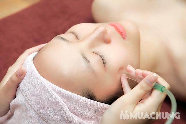Chăm sóc da mặt, điện di tinh chất chuyên sâu Dermalogica tại Sen Spa - 10
