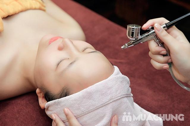 Chăm sóc da mặt, điện di tinh chất chuyên sâu Dermalogica tại Sen Spa - 11