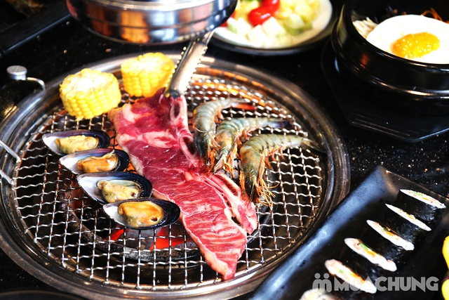 PP's BBQ & HOTPOT: Buffet Nướng Hải sản, Bò Mỹ tươi ngon hảo hạng - 17